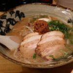 島根県松江市のラーメン食レポ1 麺家 ひばり