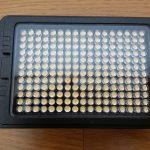 Craphy C-204 LEDビデオライトを購入したのでレビュー